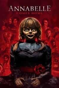 Annabelle Comes Home DVD - Y35286 DVDW