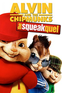 Alvin and the Chipmunks: The Squeakquel DVD - 41712 DVDF
