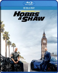 Fast & Furious Presents: Hobbs & Shaw 3D Blu-Ray - 3D BDU 653020
