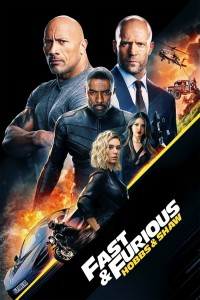 Fast & Furious Presents: Hobbs & Shaw DVD - 653020 DVDU