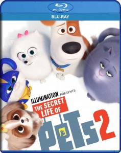 The Secret Life of Pets 2 Blu-Ray - BDU 607732