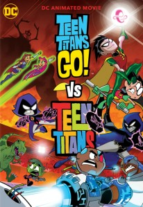 Teen Titans Go! vs. Teen Titans DVD - Y35289 DVDW