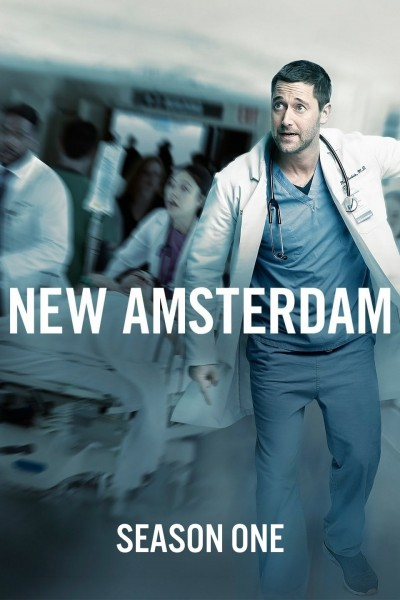 New Amsterdam: Season 1 DVD - 108458 DVDU