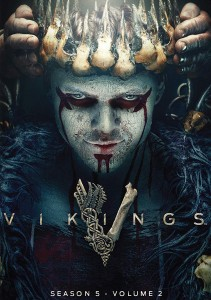 Vikings: Season 5 Volume 2 DVD - 82691 DVDF
