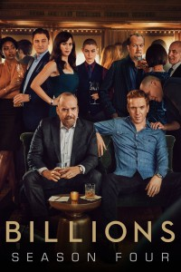 Billions: Season 4 DVD - AC146257 DVDP