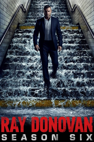 Ray Donovan: Season 6 DVD - AC148776 DVDP