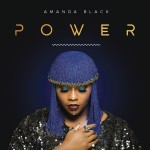 Amanda Black - Power CD - CDSAR028
