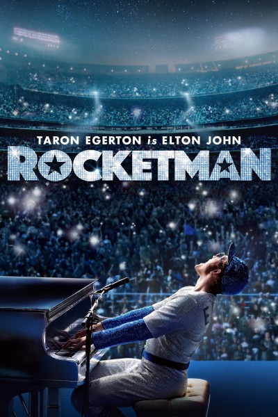 Rocketman DVD - EL149126 DVDP