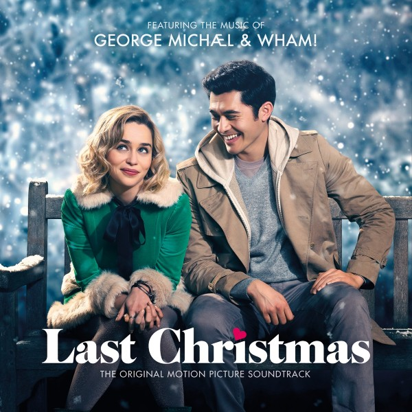 George Michael & Wham! - Last Christmas the Original Motion Picture Soundtrack CD - CDSONY7589