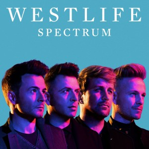 Westlife - Spectrum CD - 060257722790