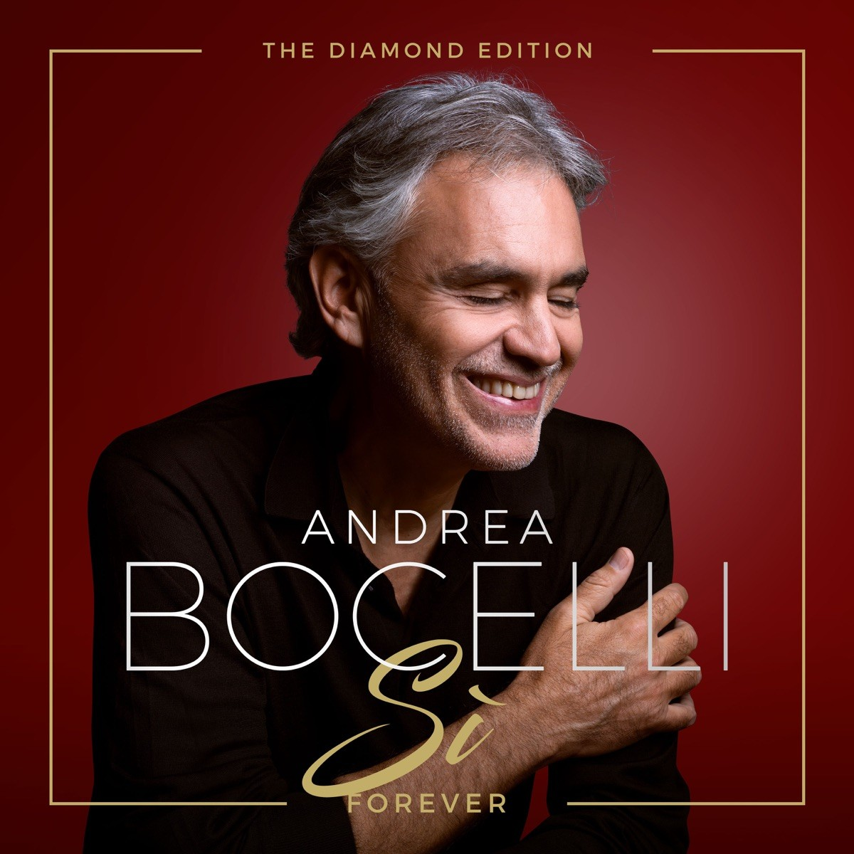 Andrea Bocelli - Sì Forever (The Diamond Edition) CD - 060250815171