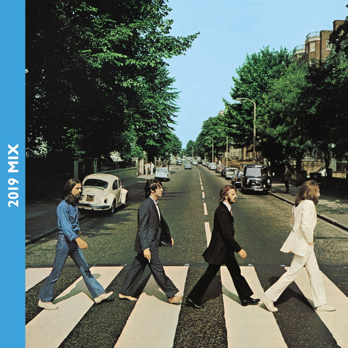 The Beatles - Abbey Road (50th Anniversary 2019 Mix) CD - 060250800743