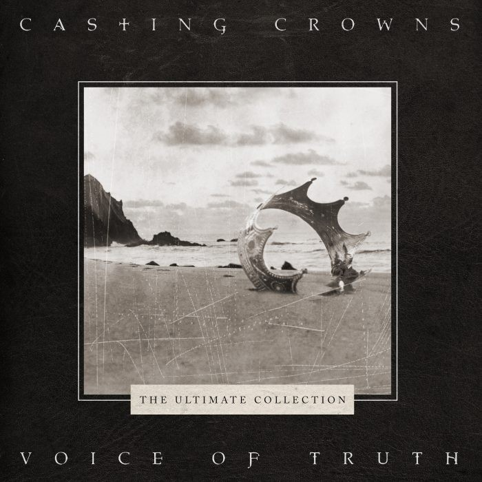Casting Crowns - Voice Of Truth: Ultimate Hits Collection CD - 19075994732