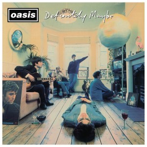 Oasis - Definitely Maybe (25th Anniversary Limited Edition) VINYL - 19075973461
