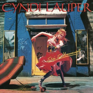 Cyndi Lauper - She's So Unusual VINYL - 19075983811