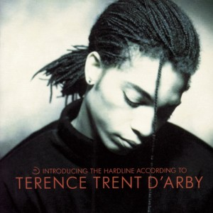 Terence Trent D'Arby - Introducing the Hardline According to VINYL - 19075986831