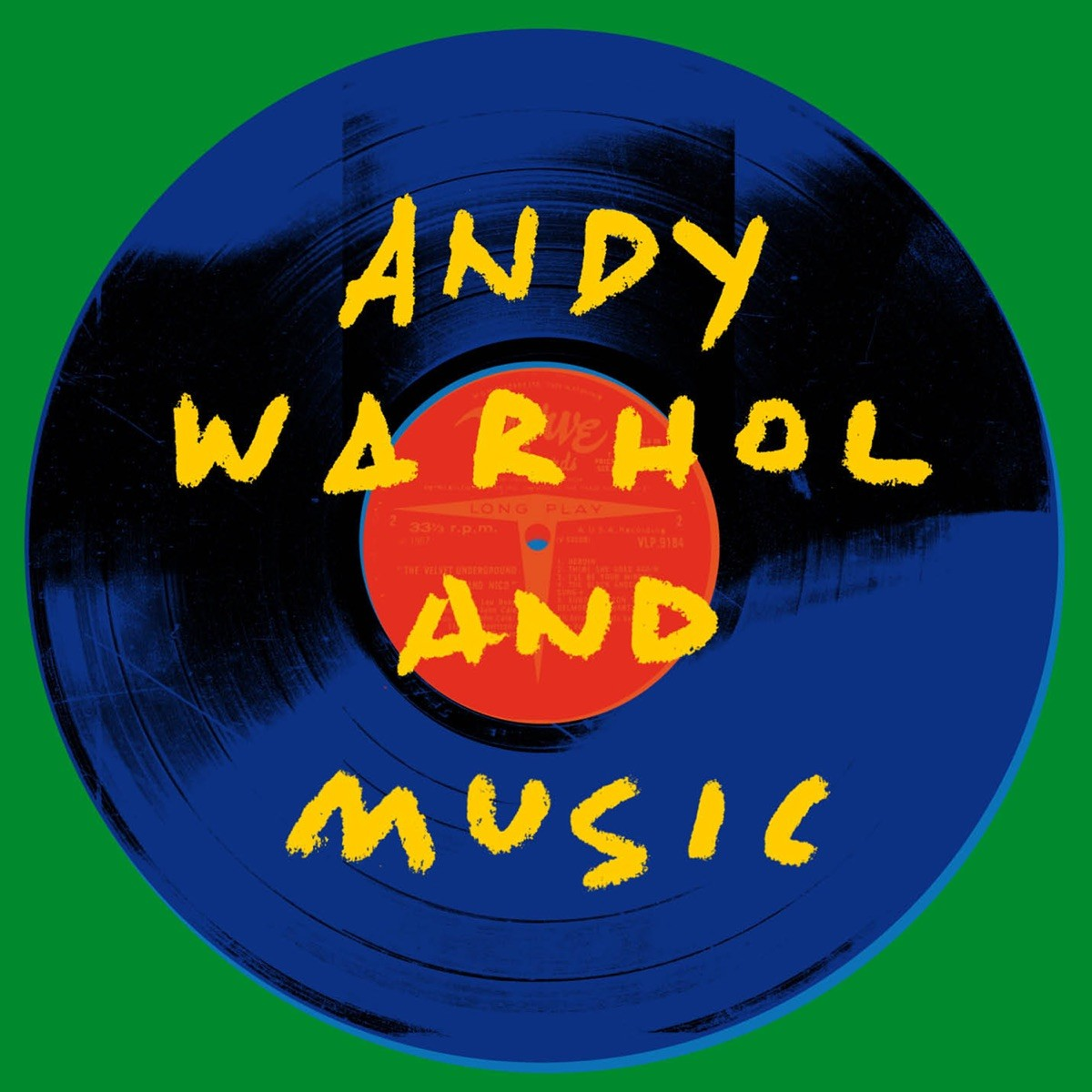 Andy Warhol and Music VINYL - 19075996041