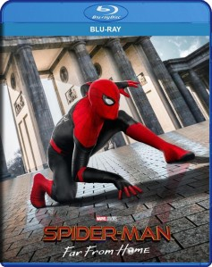 Spider-Man: Far from Home Blu-Ray - 10230052