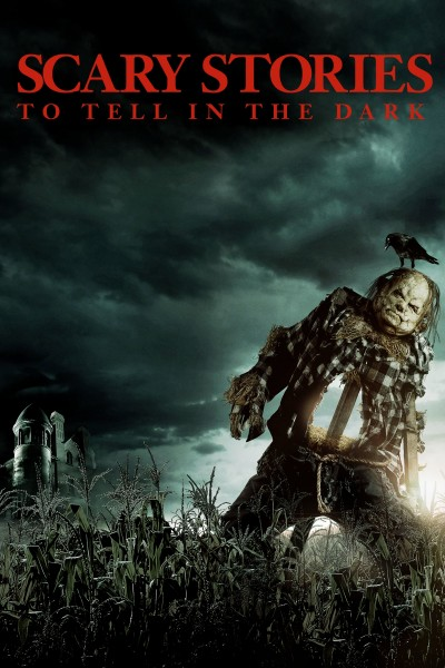 Scary Stories to Tell in the Dark DVD - 10230195