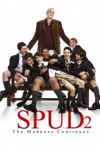Spud 2: The Madness Continues DVD - 04009 DVDI
