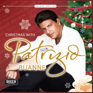Patrizio Buanne - Christmas With CD - 060250825246