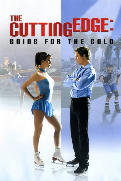 The Cutting Edge 2: Going for the Gold DVD - 42811L DVDS