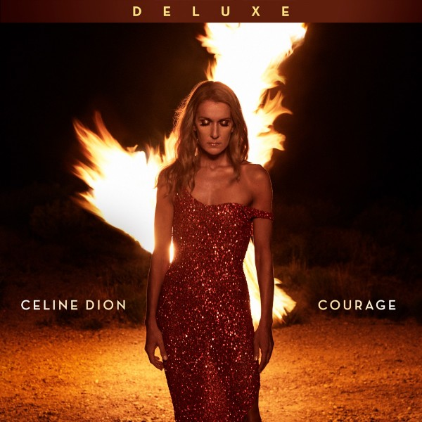 Céline Dion - Courage (Deluxe Edition) CD - 19439701812