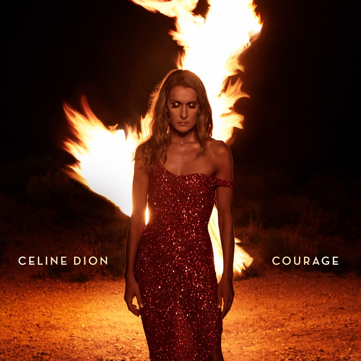 Céline Dion - Courage CD - CDCOL7659