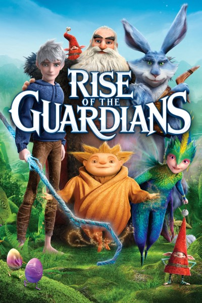 Rise of the Guardians DVD - 118930 DVDF