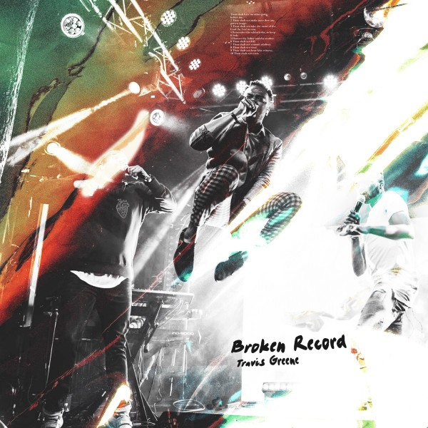 Travis Greene - Borken Record CD - CDRCA7564