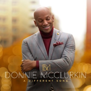 Donnie McClurkin - A Different Song CD - CDRCA7565