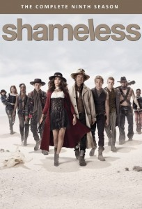 Shameless: Season 9 DVD - Y35105 DVDW