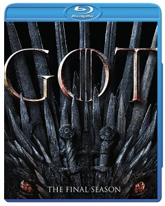 Game of Thrones: Season 8 Blu-Ray - Y35251 BDW