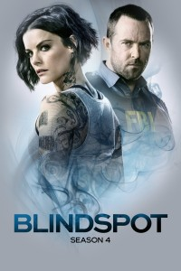 Blindspot: Season 4 DVD - Y35282 DVDW
