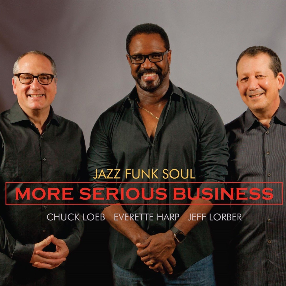 Jazz Funk Soul - More Serious Business CD - SCANACHIE 5438