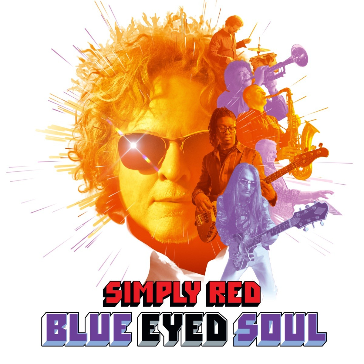 Simply Red - Blue Eyed Soul CD - 5053852917