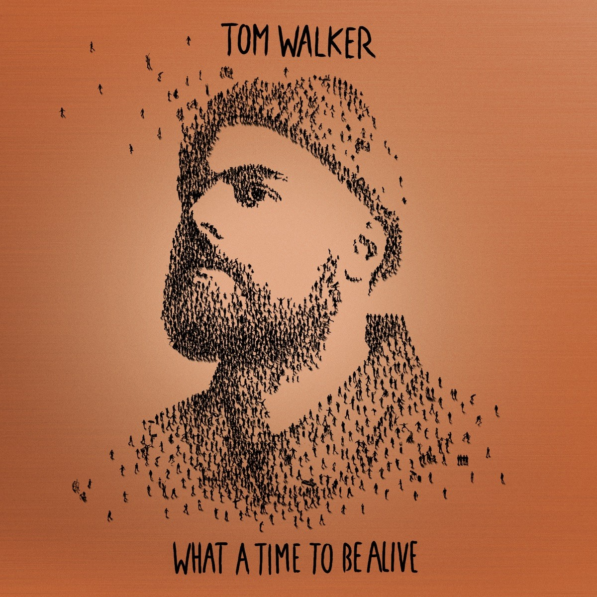 Tom Walker - What a Time To Be Alive (Deluxe Edition) CD - 19439702422