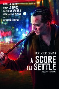 A Score to Settle DVD - 10230385