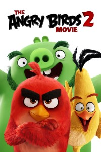 The Angry Birds Movie 2 DVD - 10230381