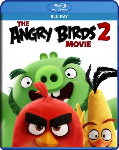 The Angry Birds Movie 2 Blu-Ray - 10230383