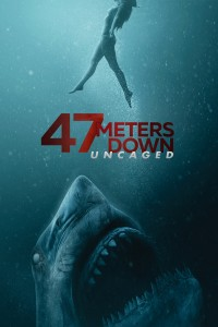 47 Meters Down: Uncaged DVD - 10230198