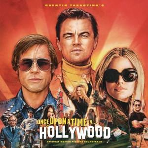 Quentin Tarantino's Once Upon a Time in Hollywood (Original Motion Picture Soundtrack) DVD - 19075981971