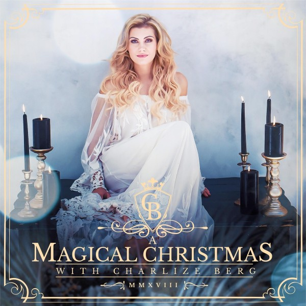 Charlize Berg - A Magical Christmas with CD - MJC004