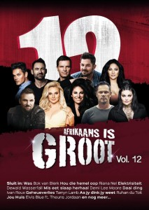 Afrikaans Is Groot Vol. 12 DVD - DVDJUKE 81