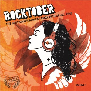 MixFM Presents - Rocktober Vol.1 CD - CDJUST817