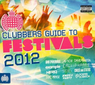 Ministry Of Sound - Clubbers Guide To Festivals 2012 CD - MOSCD292