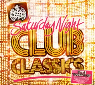 Saturday Night Club Classics CD - MOSCD184