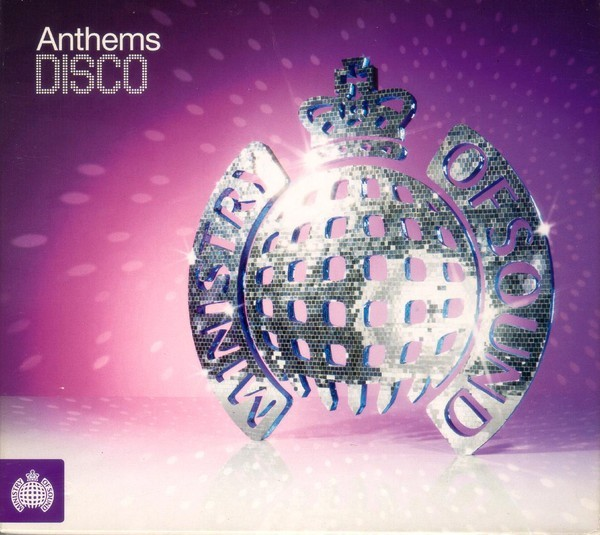 Anthems Disco CD - MOSCD237