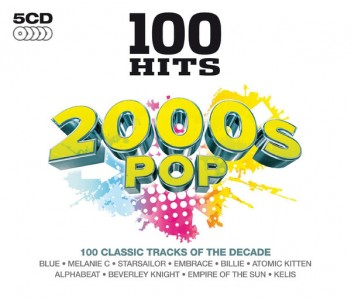 100 Hits 2000s Pop CD - DMG 100 107