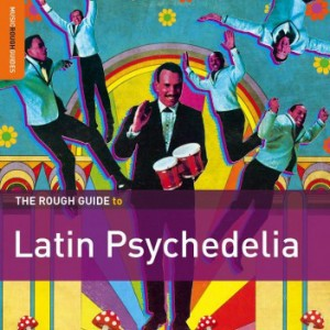 The Rough Guide To Latin Psychedelia CD - RGNET 1291